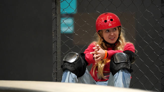 Bombette Martin will be joining Sky Brown as a part of the Team GB skateboarding team.