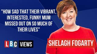 Shelagh Fogarty gives her LBC View. Picture: LBC