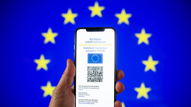 The EU has introduced its Digital Covid Certificate in an attempt to revive foreign travel