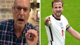 Uri Geller 'sending his powers' to England in Euro 2020 quarter-final