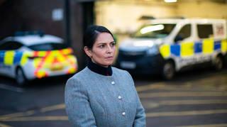 "Priti Patel said she wants to ""fix"" the ""broken"" asylum system"