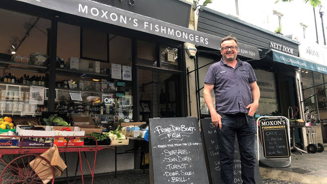 A spokesman for Amazon said the email was sent to the fishmonger in error