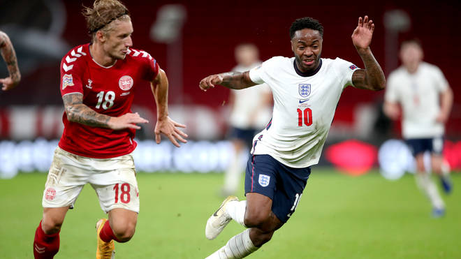 England face Denmark on Wednesday for the semi-final of Euro 2020