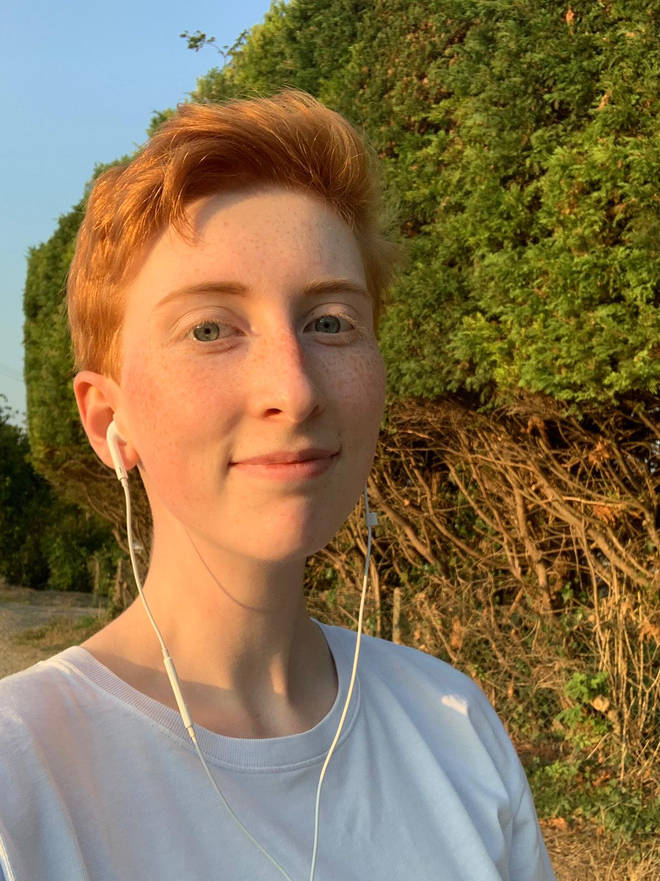 Caitlin Wright told LBC she has only had four hours of in-person teaching for her biochemistry degree this year.