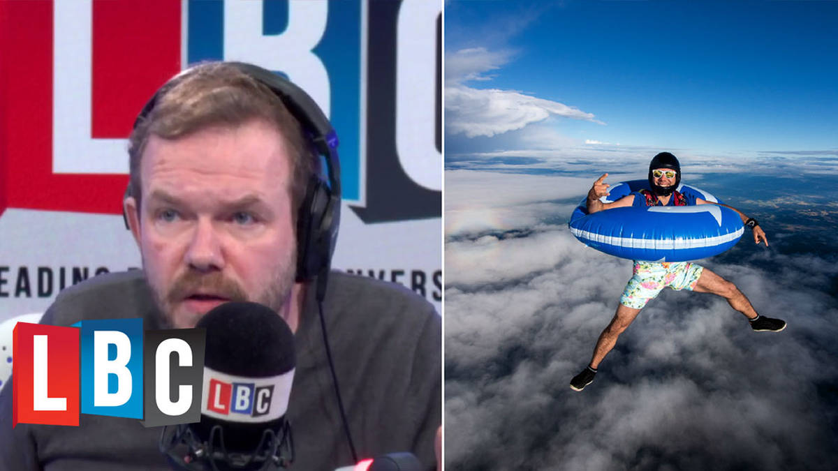 """Leave Voter Likens Brexit To """"Jumping Out Of A Plane With No Parachute"""""""