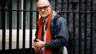 Boris Johnson's former adviser Dominic Cummings has made new claims about the Prime Minister
