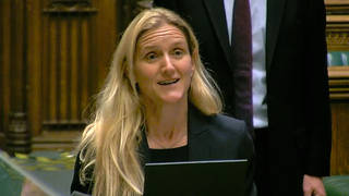 Kim Leadbeater has been sworn in as an MP, over six years after her sister Jo Cox.
