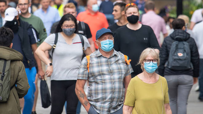 Seven in ten Brits think face coverings should continue to be mandatory when restrictions are lifted later this month, a YouGov poll has shown
