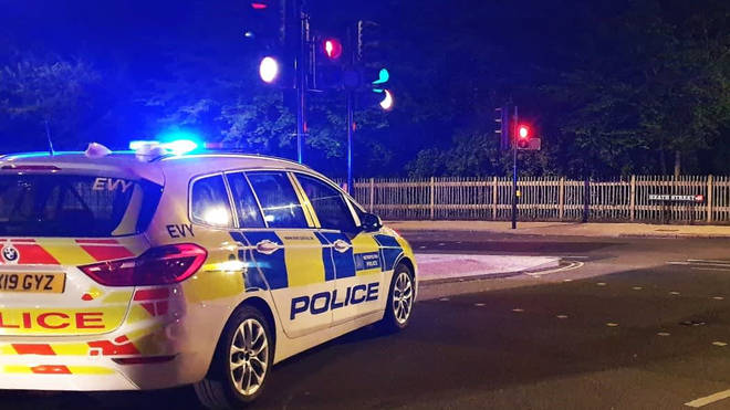 Two teenage boys have died in separate stabbings during a night of violence in London