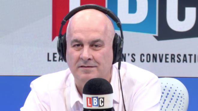 Iain Dale shut down the caller who kept making Hitler references