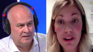 'How irresponsible': Iain Dale takes on Tory MP who'll stop wearing a face mask