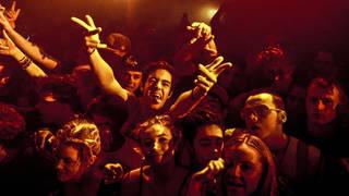Crowd at Fabric nightclub, Farringdon, London