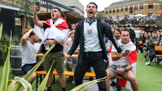 Pubs will be allowed to stay open longer for the Euro 2020 final