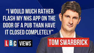 Tom Swarbrick makes the case for vaccine passports to avoid a Winter lockdown
