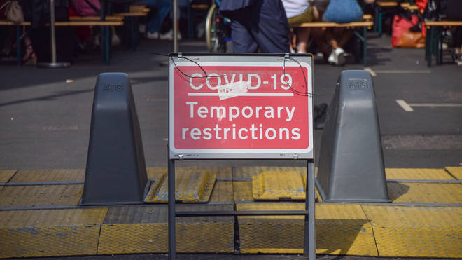 Almost all lockdown rules are set to be lifted in England on 19 July.