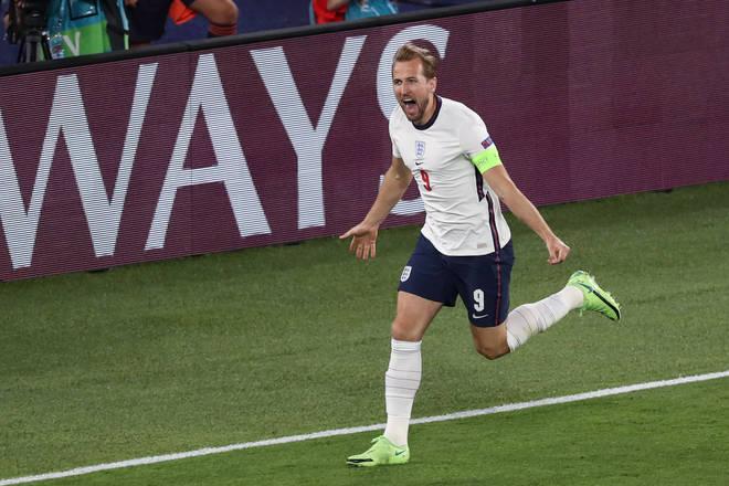 Harry Kane and the team face Denmark tonight