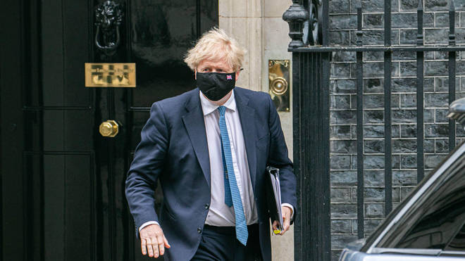 Boris Johnson wants this to be the last time England is in lockdown