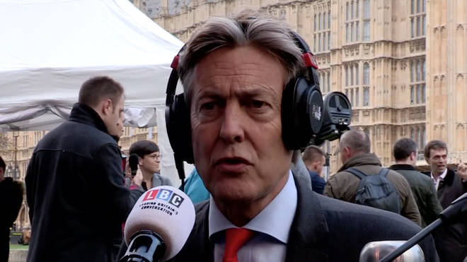 Labour MP Ben Bradshaw spoke to LBC from Westminster