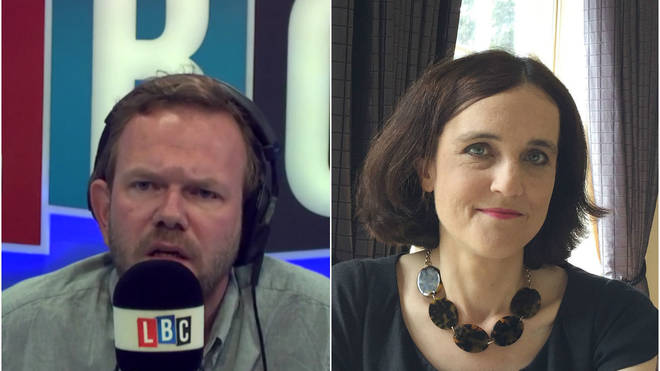 James O'Brien Theresa Villiers