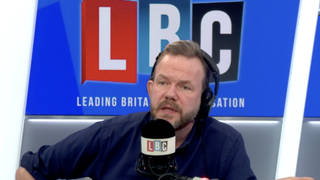 James O'Brien's moving reaction to Priti Patel's new immigration policy