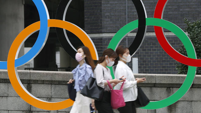 Japan is set to place Tokyo under a state of emergency that would last through the Olympics