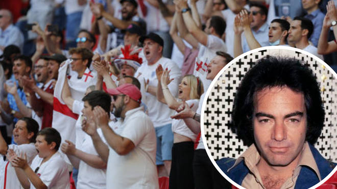Here's why England fans are singing Sweet Caroline after matches