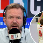 Italian caller tells James O'Brien why he's backing England in the Euro 2020 final