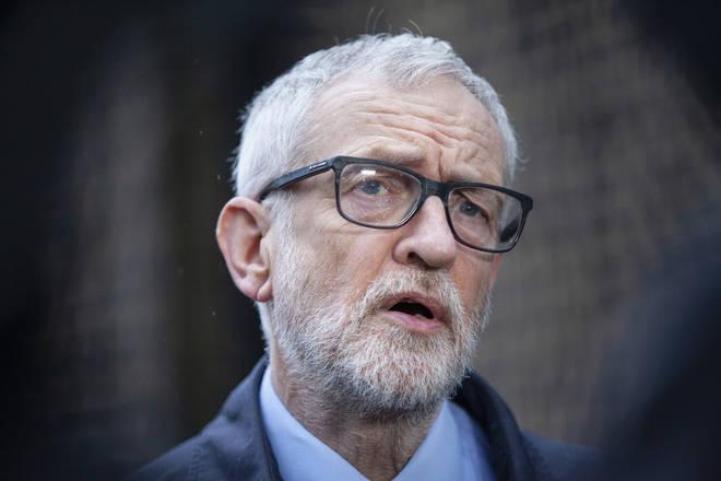 Jeremy Corbyn is under investigation