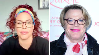 'Your life will get better': Eddie Izzard's moving advice for people coming out