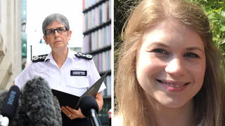 """Metropolitan Police Commissioner Cressida Dick has said """"everyone in policing feels betrayed"""", after a serving officer admitted to the kidnap, rape and murder of Sarah Everard"""