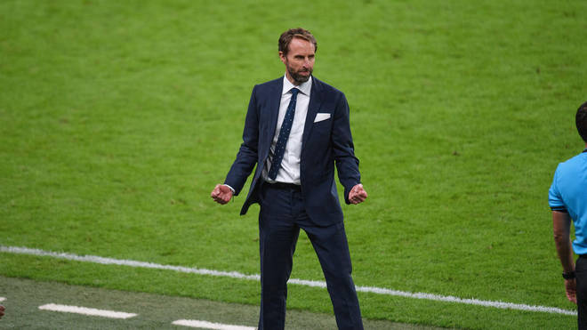 Gareth Southgate appears to have become one of England's most popular figures