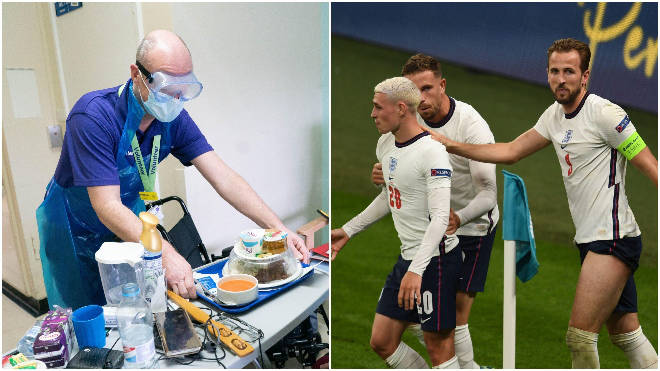 England's players will donate their Euro 2020 prize money to the NHS