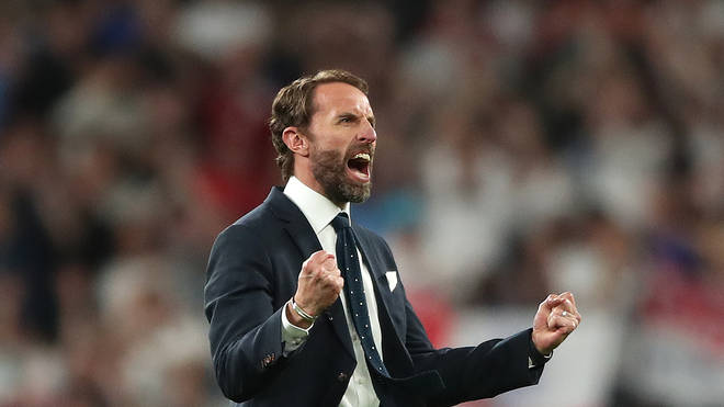 """Gareth Southgate has spoken of his pride in his country's history, and his squad's role in driving """"tolerance and inclusion"""" in modern England,"""
