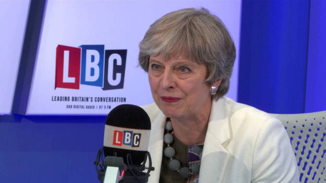 Theresa May takes your calls: Friday from 8am
