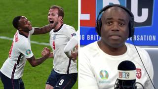 David Lammy's stirring call to 'detoxify' UK in wake of England's Euro 2020 success