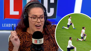 Natasha Devon shuts down caller who says there's 'no racism in this country'
