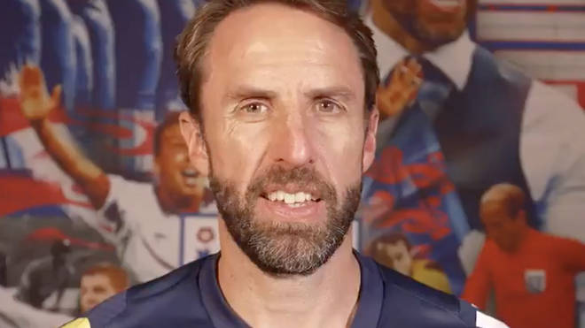 Gareth Southgate has issued a final message thanking fans as England heads into its first international final in over half a century