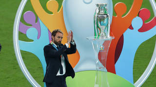 Gareth Southgate was just a few spot-kicks away from lifting the Euros trophy