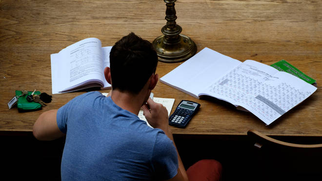 Students could find out the focus of their exam papers in advance.