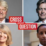 Cross Question with Iain Dale: 12/07: Watch Live from 8pm