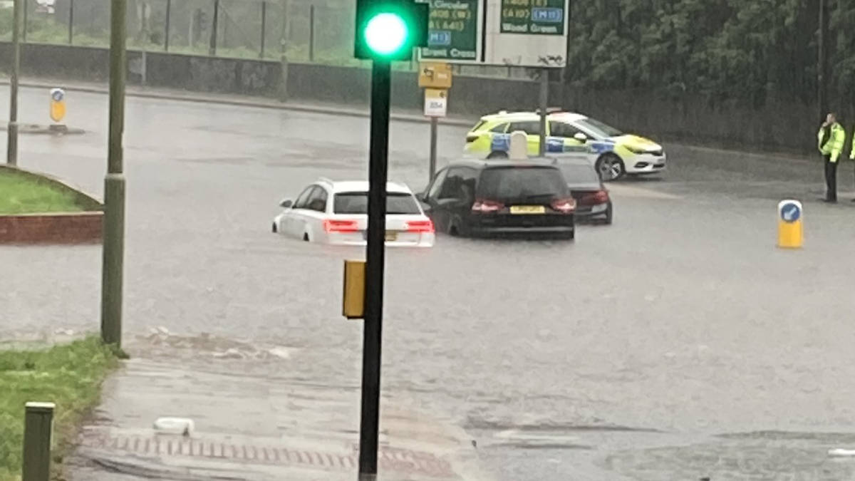 london flooding - photo #24