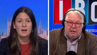Lisa Nandy takes on Nick Ferrari over foreign aid cuts