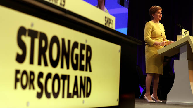 Police Scotland opened the investigation following several complaints
