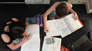 Over 800,000 students had to self-isolate in one week.
