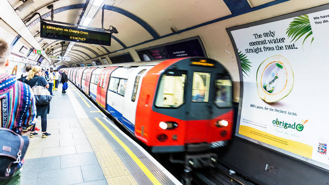 Several dates have been set out for Tube driver walk outs
