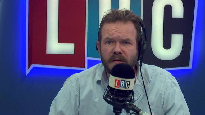 James O'Brien was left baffled by Steve