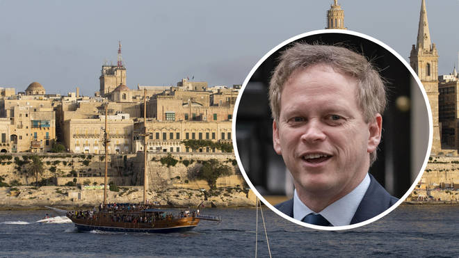 Malta rejecting visitors with Indian AZ doses is likely 'misunderstanding', says Transport Secretary