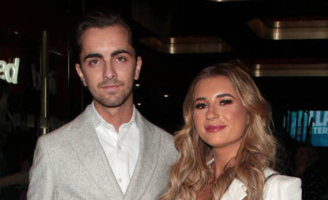 Sammy Kimmence and Dani Dyer welcomed their first child together in January
