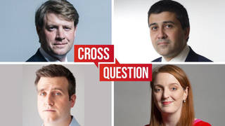 Cross Question with Iain Dale 14/07 | Watch LIVE from 8pm
