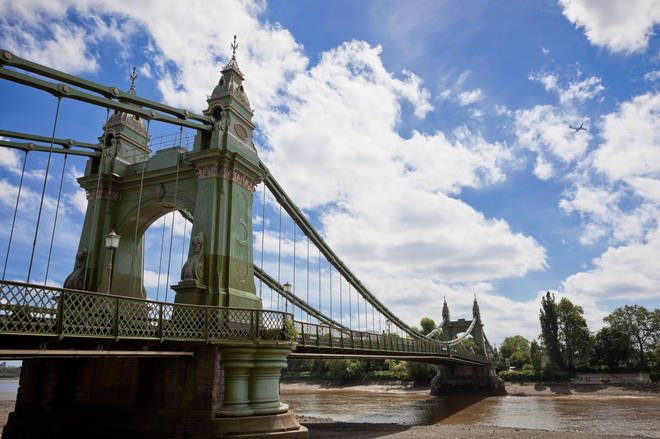 Hammersmith Bridge will reopen to pedestrians, cyclists and river traffic on Saturday